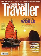 Traveller 2015 66#Around the World,San Pietroburgo, Bomarzo, Spagna,Mauritius,qq