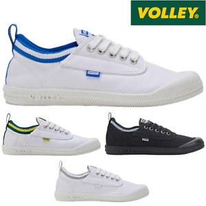 Dunlop Volleys International Volley Low Canvas Casual Mens Shoes