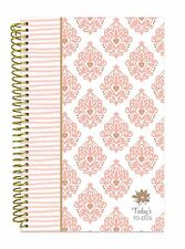 bloom daily planners Bound To Do Book, Pink & Gold