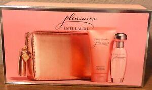 Estée Lauder 3-Pc. Pleasures Getaway Favorites Gift Set