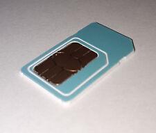 Fonic Prepaid Sim Handy Karte o2 Netz Sofort Startklar