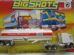 Road Champs, Exxon Happy Motoring Tank-Auflieger, Big Shots von 1991 in OVP