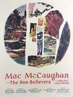 Mac McCaughen - 2015 Landland Poster West Coast Tour