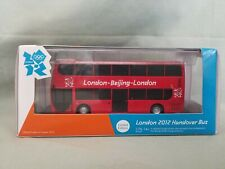 Corgi London 2012 Handover bus limited special edition. NIB ◇