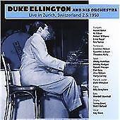 Duke Ellington - Live in Zurich Switzerland (2.5.1950/Live Recording, 2007)