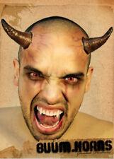 Deluxe Prosthetic Large Animal Demon Horns