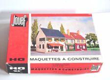 jouef  maquette a  construire  bloc  3 immeubles   ref  1981