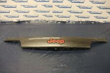 2014 JEEP GRAND CHEROKEE SRT-8 6.4L V8 OEM REAR LIFTGATE CENTER TRIM #1252