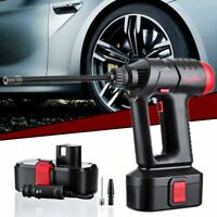 Audew Portable Air Compressor Tyre Inflator Automatic Air Pump Cordless NEW