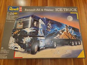 Revell 07510 ICE Truck und Trailer 1:24