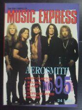 1993 Aerosmith BON JOVI Mark Knopfler SUEDE SLASH Michael Schenker MEGA RARE!!!