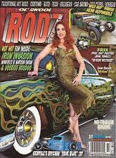 Ol Skool Rodz magazine #84.