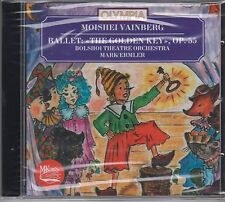 MOISEY VAINBERG (WEINBERG) The Golden Key Ballet ERMLER Rec.1966 CD RUS NEW 2017