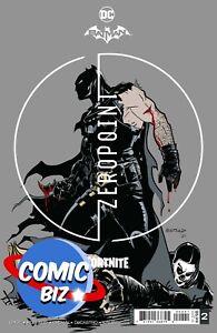 BATMAN FORTNITE ZERO POINT #2 (2021) 1ST PRINTING PREMIUM VARIANT + GAME CODE
