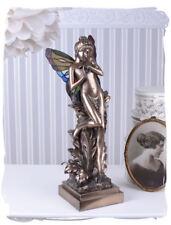 ART NOUVEAU LAMPE Figure Féminine ELFE DE TABLE TIFFANY lumière ANCIEN