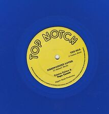 "Triston Palma & Papa Tarzan -Disappointed Lover ORIG UK 12"" BLUE VINYL TOP NOTCH"