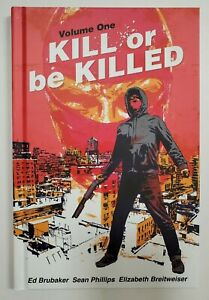 Kill Or Be Killed Vol 1 RARE Convention Exclusive Hardcover Brubaker Phillips