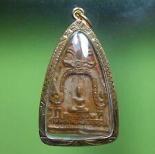 PERFECT! THAI BUDDHA PHRAKRUWAT RAJABURANA AYUTTHAYA HOT PENDANT