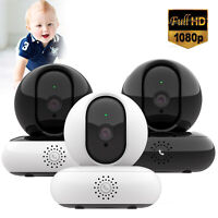 Wireless 1080P Security Camera WiFi Home Surveillance IP Camera for Baby Monitor