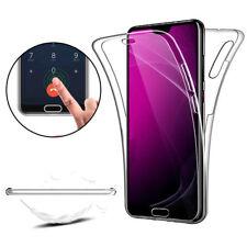 Per Huawei P30 P40 Lite Mate Pro 20 PRO 360 antiurto in silicone Front & Back Case
