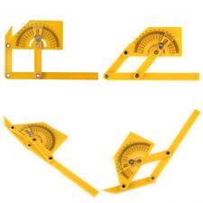 Winkelmesser Schmiege Lineal Winkelmessgerät Winkel Messen 180° Kunststoff