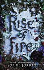 Rise of Fire  (ExLib) by Sophie Jordan