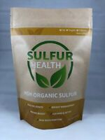 Sulfur Health - Organic Sulfur MSM - 1 lbs