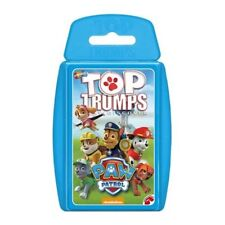 Top TRUMPS 13734 Paw Patrol Specials Game