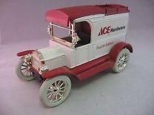 Vintage Ace Hardware 1913 Model T Van Bank Made in USA