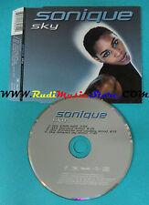 CD Singolo Sonique Sky 158 160-2  EUROPE 2000 no mc lp vhs dvd (S24)