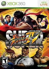 SUPER STREET FIGHTER 4 Xbox 360