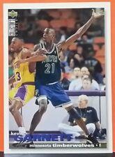 Kevin Garnett card 95-96 Collector's Choice #275