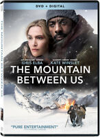 The Mountain Between Us [New DVD] 2 Pack, Ac-3/Dolby Digital, Digitally Master