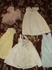 VINTAGE SMALL LOT DOLL CLOTHES - MOSTLY FASHION DOLLS SIZE -