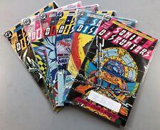 DC Comics SONIC DISRUPTORS (1987) #1 2 3 4 5 7 LOT Set Pirate Radio SHIPS FREE!