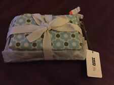 Orla Kiely Toiletry Bag Trio WILD MEADOW Cosmetic Organizers, Brand New