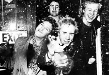 Sex Pistols Poster, Beers, Johnny Rotten, Sid Vicious, Punk Rock
