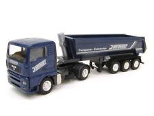 NEW Conrad 66116-04 MAN TG-A Tractor w/Kogel Dump Trailer - J. Seubert 1/50 MIB