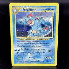 Feraligatr Holo - Neo Genesis 5/111 - WoTC Rare Pokemon Card - NM-M