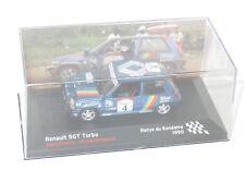 1/43 Renault 5 GT Turbo  Diac Rallye du Bandama   A.Orielle
