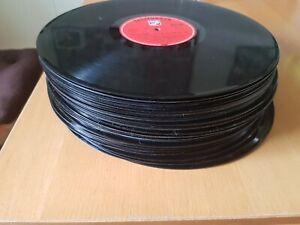 50 Lp's Schallplatten Zum Basteln
