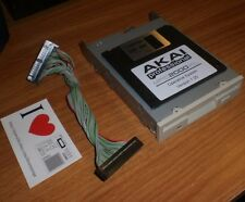 Akai MPC 2000XL floppy disk drive w/ OS Ver. 1.20 (Latest Version)