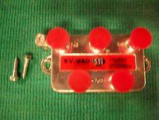 New listing Svi Digital Splitter Sv-V4G 4 Way 5/1000Mhz