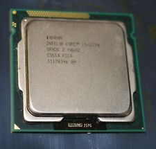 Intel QUAD core i5-2310 2.90GHz PROCESSORE CPU solo S.1155 GARANZIA