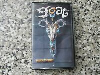 GOAT Medication Time 1991 UK CASSETTE TAPE -  PLAY TESTED ALTERNATIVE ROCK
