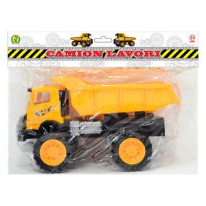 Camion giocattolo per bambini con cassone ribaltabile 3+