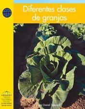 Diferentes clases de granjas (Social Studies - Spanish) (Spanish Editi-ExLibrary