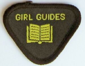 Brownie Guide Interest Badge - Book Lover - Pre 1994 - New