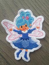 Fee 8 / Fairy # Bügel Applikation Flicken Patch Aufbügler Aufnäher Engel