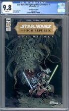 Star Wars: The High Republic Adventures #7  Retailer Incentive Variant  CGC 9.8